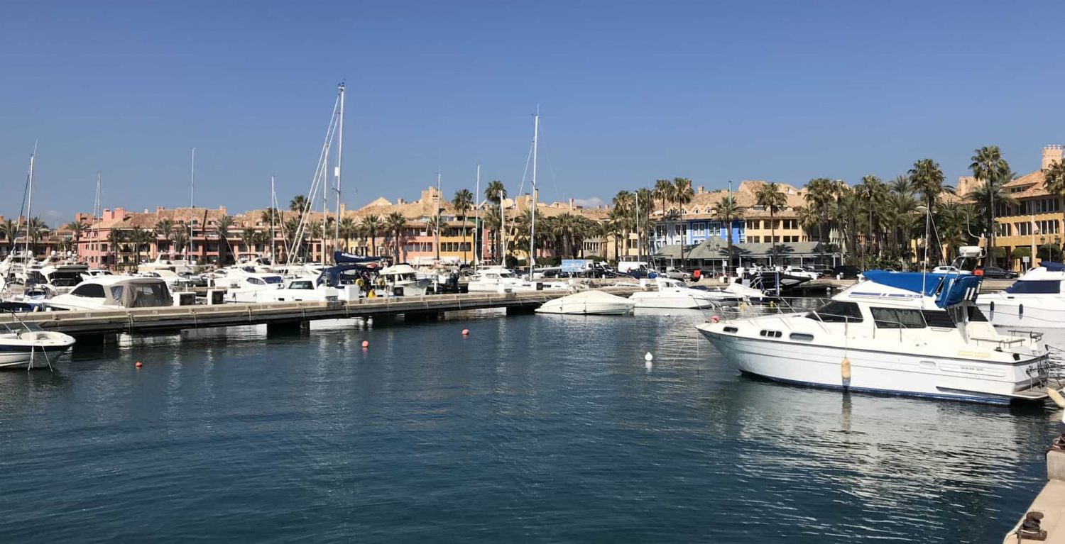 Transfers from Malaga Airport to Sotogrande