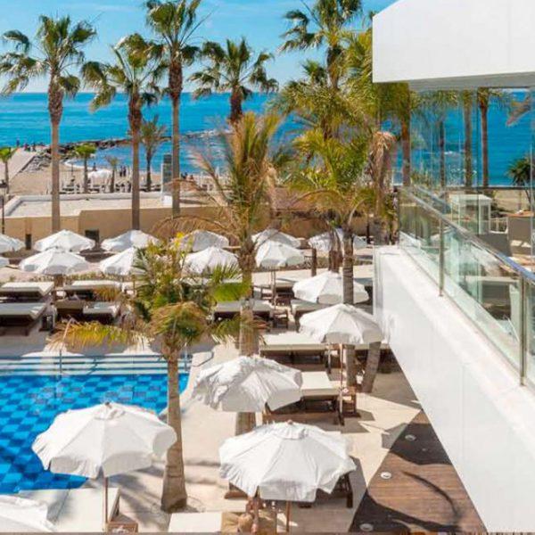 Amare Hotel Marbella Airport Transfers